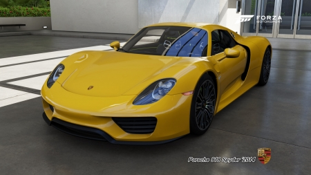 Porsche 918 Spyder '2014 - Video Game, 1920x1080, Microsoft Studios, Xbox, Forza, Xbox One, GAME, 5, Motorsport 5, 14, Horizon, One, 2014, car, Porsche, Turn 10 Studios, 360, 918, 6, Motorsport, Motorsport 6, 4, 918 Spyder, Racing, Xbox 360
