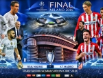 REAL MADRID - ATLETICO MADRID CHAMPIONS LEAGUE FINAL 2016