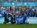 Leicester City Premier League Winner 2015/16