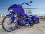 Customized 2008 Harley-Davidson Road Glide