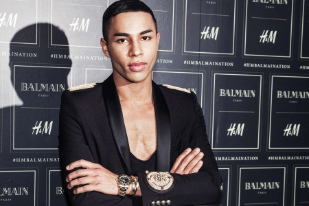 OLIVIER ROUSTEING - Fashion, French, Director, Designer