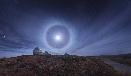 Halo from Atacama - stars, fun, sun, cool, space
