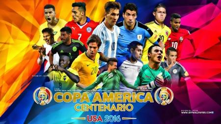 COPA AMERICA 2016 WALLPAPER