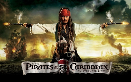 Pirates Of The Caribbean On Stranger Tides 2011 Movies Entertainment Background Wallpapers On Desktop Nexus Image 2124139