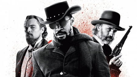 Django Unchained (2012) - movie, film, 2012, actors, Django Unchained