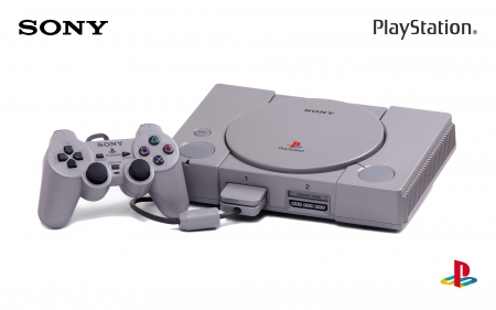 Sony Playstation - Playstation, revolutionary, original, gaming, Sony, technology, electronics, Console