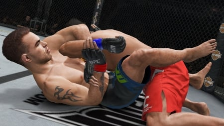 UFC Undisputed 3 - fighting, Kimura, PS3, 2012, video game, game, Submission, console, UFC, sport, gaming, UFC Undisputed 3, Undisputed 3, mixed martial arts, Xbox 360, MMA