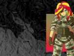 Big Boss Sunset Shimmer