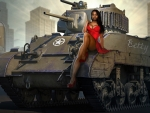 Girls in World of Tanks