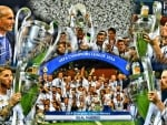 REAL MADRID CHAMPIONS LEAGUE WINNERS 2016