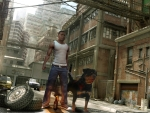 Grand Theft Auto V - Franklin & Chop
