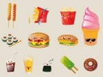 Fast Food Cuties