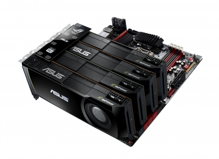 ASUS ROG Rampage V Extreme - Rampage, tech, 4 way SLI, high end, ROG, gaming, ASUS, electronics, motherboard, graphics cards, V, Extreme