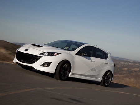 Mazda 3 Hatchback 2009 Mazda Cars Background Wallpapers On