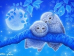 Moonnight Owls