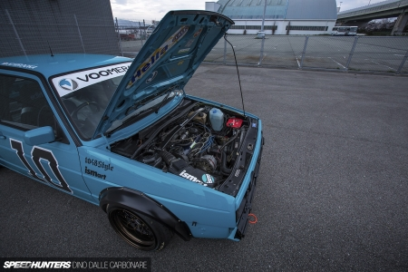 Custom VW Golf - vw, golf, car, custom, tuner