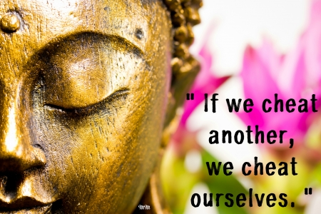 Buddha - quotes, buddha, spirituality, abstract, wisdom