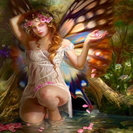 Beauty in fairyland