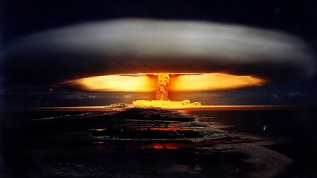 H-Bomb - H Bomb, Weapons of mass destruction, Hydrogen Bomb, Death