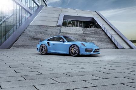 2016 Porsche 911 Turbo S by TechArt