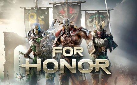 FOR HONOR - 2016, games, honor, video, For