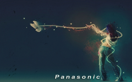 PANASONIC - HD, new, os, tech
