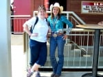 Photo With A Real Cowgirl..