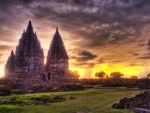 The Lost Hindu Temple Java