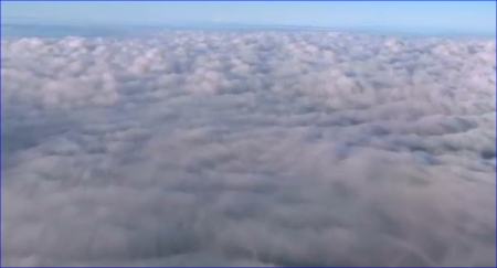 above the clouds - cloud, air, sky, clouds, nature, skies