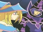 Yu-Gi-Oh! Dark Magician Girl And Dark Magician
