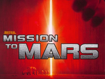 Mission to Mars - mission, to, mars