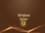 Windows 7 Light Brown