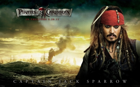 Pirates Of The Caribbean On Stranger Tides 2011 Movies Entertainment Background Wallpapers On Desktop Nexus Image 2141674