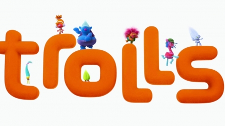 Trolls 2016 Movies Entertainment Background Wallpapers On