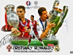 CRISTIANO RONALDO 2016 WALLPAPERS