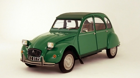 citroen classic - citroen, classic, french, car