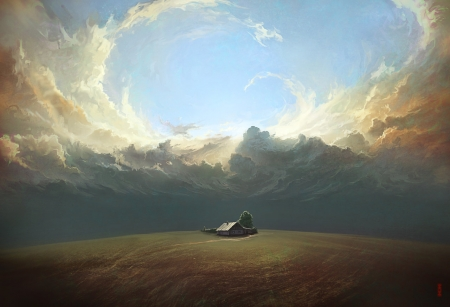 at world's end - world, end, art, RHADS