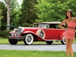 1931 Chrysler Imperial and Caprice