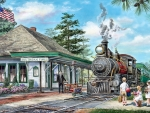 Southern Pines Station F1