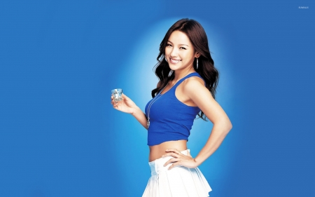 lee hyori - brunete, hyori, girl, lee