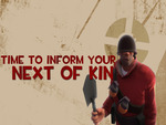 Time To Inform Your NEXT OF KIN