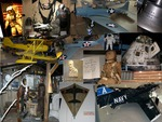Images from National Air Museum Pensacola