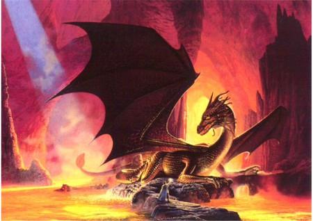 Dragon - dragons, myths