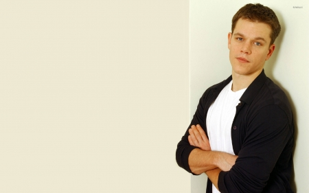 matt damon - man, matt, american, damon