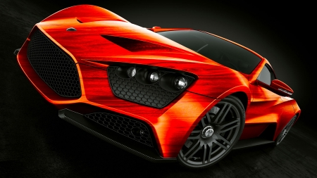 zenvo st1 - st1, zenvo, sports, car