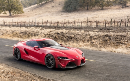 2015 Toyota Supra >> 2015 Toyota Supra Ft1 Toyota Cars Background Wallpapers On
