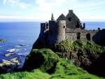 Dunluce Castle, Northern Ireland