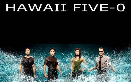 Hawaii Five 0 Tv Series Entertainment Background