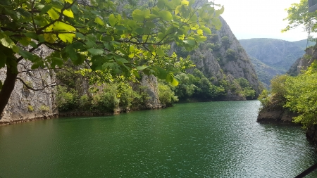 Canyon Matka - Canyon, nature, Macedonia, Skopje