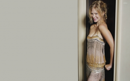 january jones - blonde, january, girl, jones